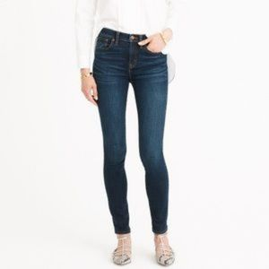 Jcrew Lookout High Rise Skinny Jean Sz 28